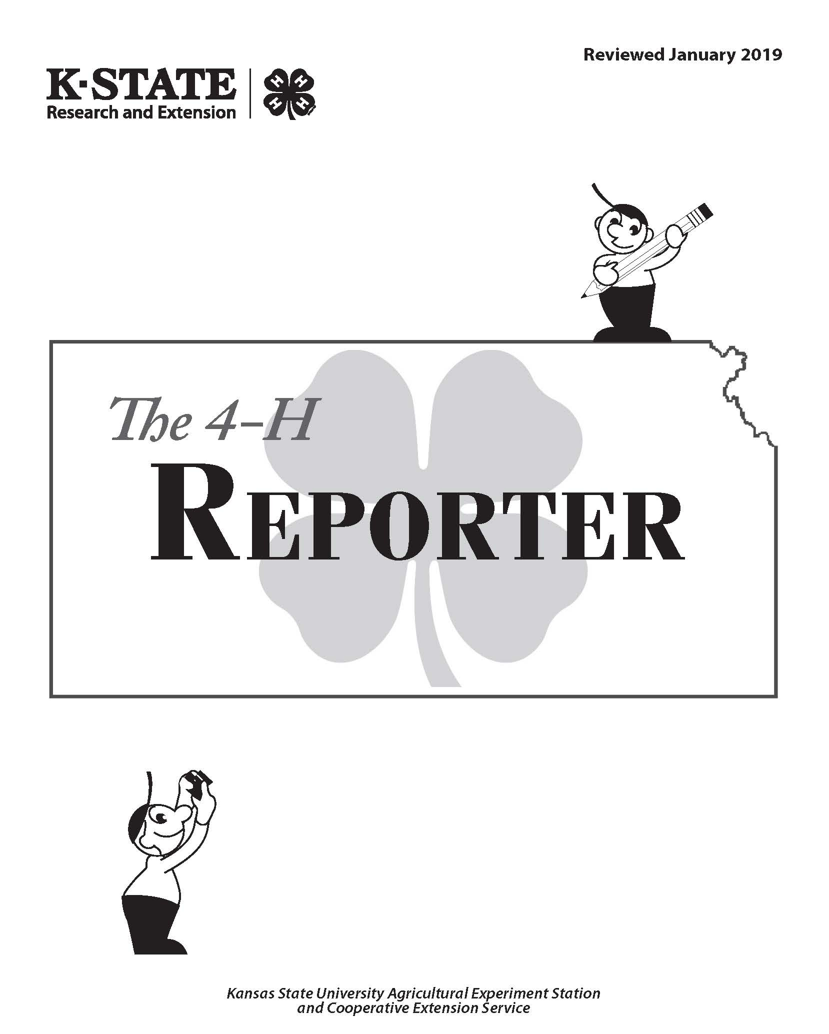 The 4-H Reporter